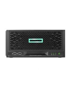 Hewlett Packard Enterprise ProLiant MicroServer palvelin 3.4 GHz 16 GB Ultra Micro Tower Intel Xeon E 180 W DDR4-SDRAM Hp P18584