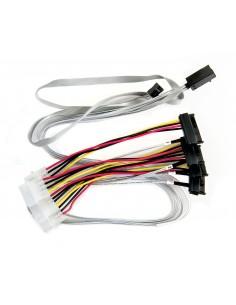 Microsemi ADAPTEC I-HDMSAS-4SAS-SB-.8M 0.8 m 6 Gbit/s Microsemi Storage Solution 2280100-R - 1