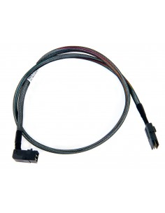 Microsemi ADAPTEC I-RA-HDMSAS-MSAS-.5M 0.5 m 6 Gbit/s Svart Microsemi Storage Solution 2281300-R - 1