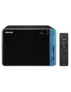 QNAP TS-653B NAS Tower Ethernet LAN Black J3455 Qnap TS-653B-8G - 1