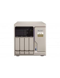 QNAP TS-677 NAS Tower Nätverksansluten (Ethernet) Guld 1600 Qnap TS-677-1600-8G - 1