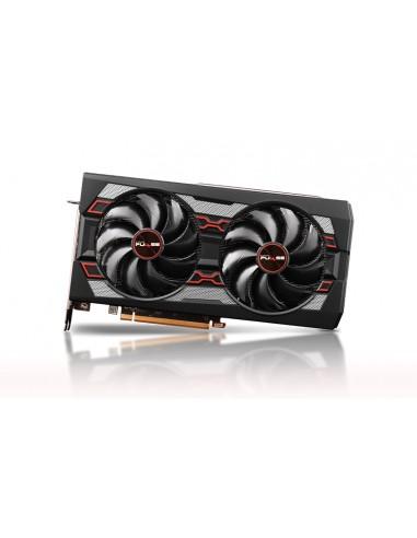 Sapphire 11296-01-20G näytönohjain AMD Radeon RX 5600 XT 6 GB GDDR6 Sapphire Technology 11296-01-20G - 1
