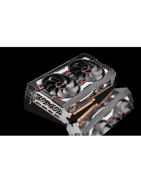 Sapphire 11296-01-20G näytönohjain AMD Radeon RX 5600 XT 6 GB GDDR6 Sapphire Technology 11296-01-20G - 2