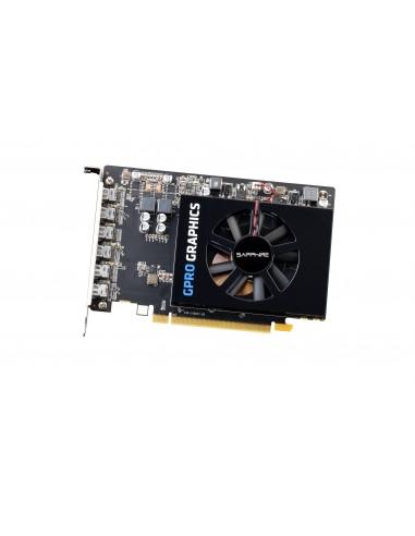 Sapphire 32258-00-10G näytönohjain AMD 4 GB GDDR5 Sapphire Technology 32258-00-10G - 1