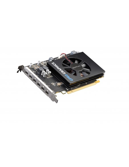 Sapphire 32258-00-10G näytönohjain AMD 4 GB GDDR5 Sapphire Technology 32258-00-10G - 3