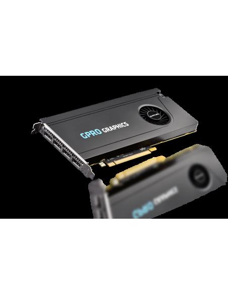 Sapphire 32261-00-10G näytönohjain AMD GPRO 8200 8 GB GDDR5 Sapphire Technology 32261-00-10G - 2