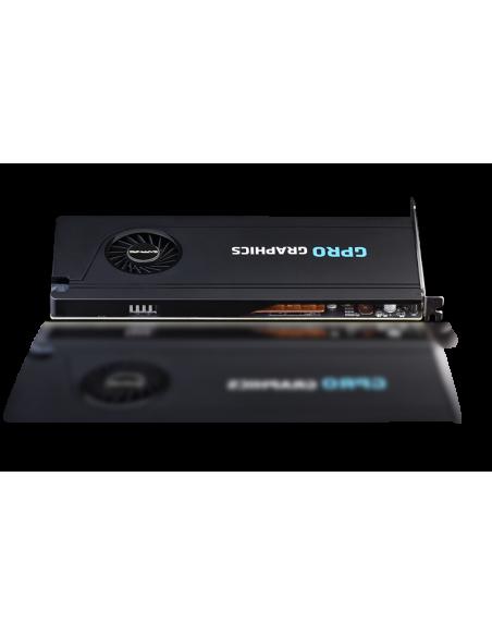 Sapphire 32261-00-10G näytönohjain AMD GPRO 8200 8 GB GDDR5 Sapphire Technology 32261-00-10G - 4