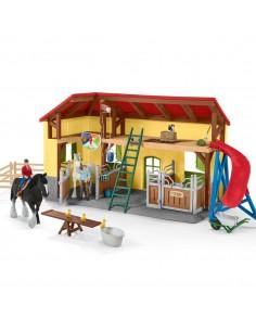 Schleich Farm World Horse stable Schleich 42485 - 1
