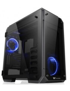 Thermaltake View 71 Tempered Glass Edition Full Tower Musta Thermaltake CA-1I7-00F1WN-00 - 1