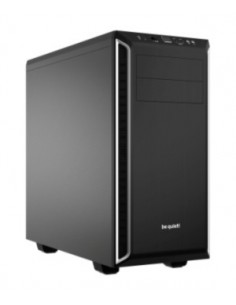 be quiet! Pure Base 600 Midi Tower Musta, Hopea Be Quiet! BG022 - 1