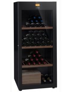 Avintage DVP180G viininjäähdytin Freestanding Musta 178 pullo(a) Termoelektrinen B Avintage DVP180G - 1