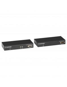 Black Box Blackbox Kvm Extender Fiber - Sh Dvi-i Usb 2.0 Serial Black Box KVXLCF-100 - 1