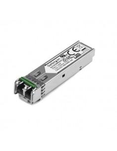StarTech.com GLCZXSMRGDST lähetin-vastaanotinmoduuli Valokuitu 1250 Mbit/s SFP 1550 nm Startech GLCZXSMRGDST - 1
