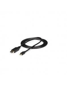 StarTech.com MDP2DPMM6 DisplayPort-kaapeli 1.8 m Mini DisplayPort Musta Startech MDP2DPMM6 - 1