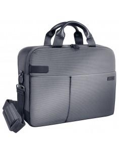 """Leitz 60160084 väskor bärbara datorer 39.6 cm (15.6"""") budväska Svart, Silver Kensington 60160084 - 1"""