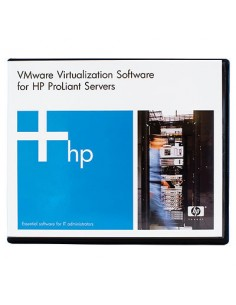 Hewlett Packard Enterprise VMware vCenter Server Foundation to Standard Upgrade 1yr software virtualization Hp BD726A - 1