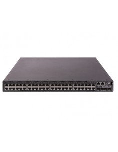 Hewlett Packard Enterprise 5130 48G PoE+ 4SFP+ HI with 1 Interface Slot hanterad L3 Gigabit Ethernet (10/100/1000) Hp JH326A - 1