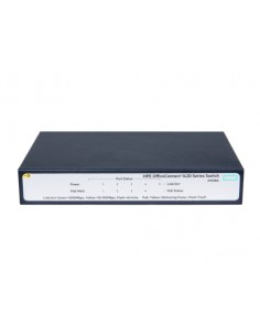 Hewlett Packard Enterprise OfficeConnect 1420 5G PoE+ (32W) Ohanterad L2 Gigabit Ethernet (10/100/1000) Strömförsörjning via Hp
