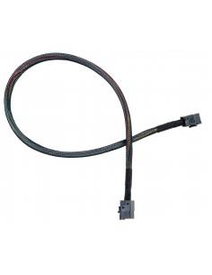 Microsemi ADAPTEC I-HDMSAS-HDMSAS-.5M 0.5 m 12 Gbit/s Black Microsemi Storage Solution 2282200-R - 1