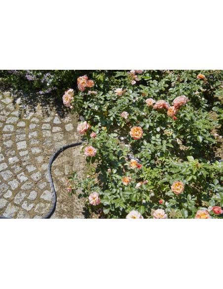 Gardena 18425-20 puutarhaletku 10 m Maanpinnan ylä-/alapuolella Musta, Oranssi Kangas Gardena 18425-20 - 4
