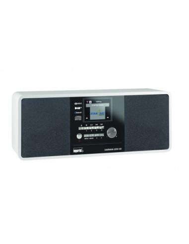 Imperial DABMAN i200 CD Digitaalinen 20 W Musta, Valkoinen Imperial 22-237-00 - 1
