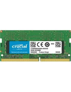 Crucial CT8G4SFS8266 muistimoduuli 8 GB 1 x DDR4 2666 MHz Crucial Technology CT8G4SFS8266_bulk - 1