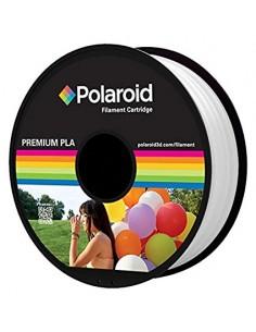 Polaroid PL-8001-00 3D-tulostusmateriaali Polymaitohappo (PLA) Valkoinen 1 kg Polaroid PL-8001-00 - 1