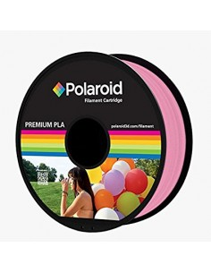 Polaroid PL-8009-00 3D-tulostusmateriaali Polymaitohappo (PLA) Vaaleanpunainen 1 kg Polaroid PL-8009-00 - 1