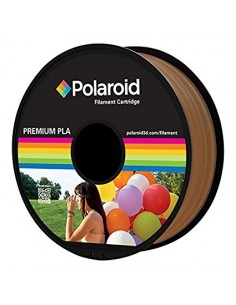 Polaroid PL-8012-00 3D-tulostusmateriaali Polymaitohappo (PLA) Ruskea 1 kg Polaroid PL-8012-00 - 1