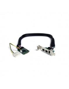 StarTech.com 3 Port 2b 1a 1394 Mini PCI Express FireWire Card Adapter Startech MPEX1394B3 - 1