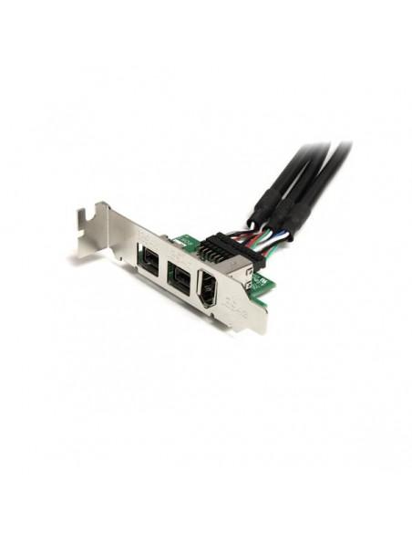 StarTech.com 3 Port 2b 1a 1394 Mini PCI Express FireWire Card Adapter Startech MPEX1394B3 - 3
