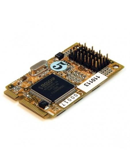 StarTech.com MPEX4S552 liitäntäkortti/-sovitin Sisäinen Sarja Startech MPEX4S552 - 2