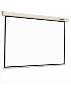 Reflecta Crystal-Line Rollo lux 160 x projection screen 1:1 Reflecta 87660 - 1