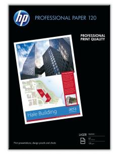 HP CG969A tulostuspaperi A3 (297x420 mm) Kiilto 250 arkkia Valkoinen Hp CG969A - 1