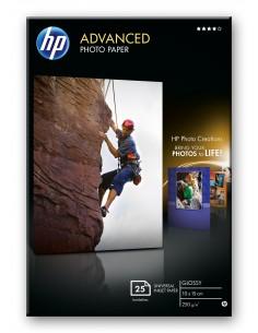 HP Q8691A photo paper White Gloss Hp Q8691A - 1