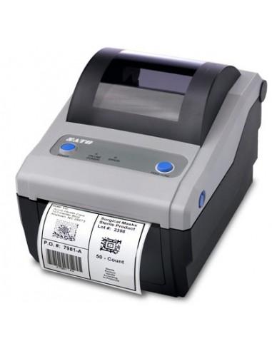 SATO CG408DT etikettskrivare direkt termal 203 x DPI Kabel Sato WWCG08042Z - 1