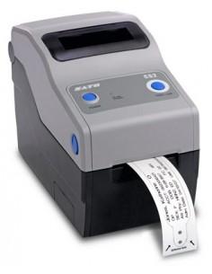 SATO CG208DT etikettskrivare direkt termal 203 x DPI Kabel Sato WWCG40042 - 1
