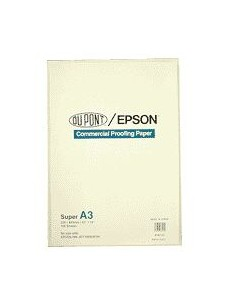Epson /DuPont Commercial Proofing Paper, DIN A3+, 190g/m², 100 sheets Epson C13S041161 - 1