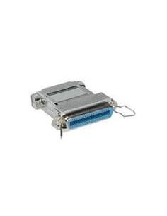C2G C36FM/DB25FM Adapter C36 DB25 Silver C2g 81506 - 1