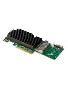 Intel RMS25PB080 RAID controller PCI Express x8 2.0 6 Gbit/s Intel RMS25PB080 - 1