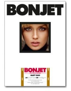 Bonjet Atelier Matt Duo valokuvapaperi Matta A4 Bonjet BON9010818 - 1