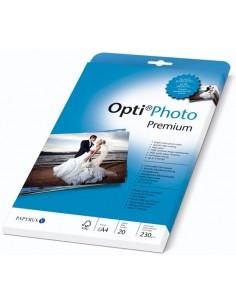 Papyrus Opti Photo Premium valokuvapaperi Valkoinen Korkea kiilto A4 Opti 88081855 - 1