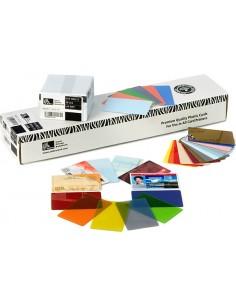 Zebra Premier PVC 15 mil (500) käyntikortti 500 kpl Zebra 104523-215 - 1
