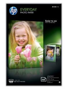 HP CR757A photo paper White Gloss Hp CR757A - 1