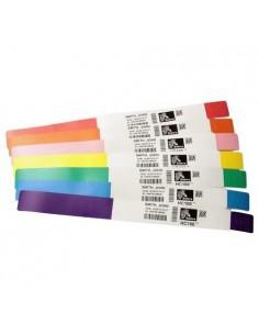 Zebra Z-Band Fun Orange Self-adhesive printer label Zebra 10012713-6K - 1