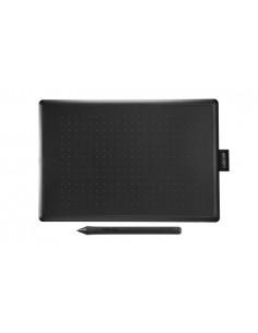 Wacom One by Medium piirtopöytä Musta, Punainen 2540 lpi 216 x 135 mm USB Wacom CTL-672-N - 1