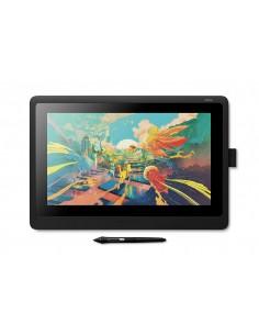Wacom Cintiq 16 graphic tablet Black 5080 lpi 344.16 x 193.59 mm Wacom DTK1660K0B - 1