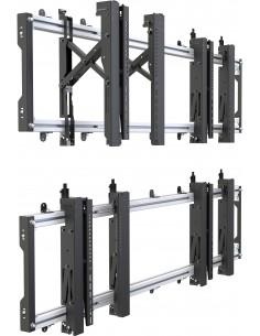 """Vision VFM-VWR50 TV mount 2.03 m (80"""") Black Vision VFM-VWR50 - 1"""