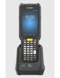 Zebra CRD-MC33-2SUCHG-01 mobiililaitteiden telakka-asema PDA Musta Zebra CRD-MC33-2SUCHG-01 - 1