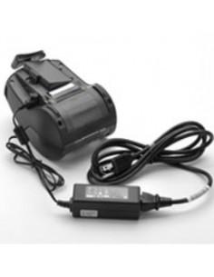 Zebra P1031365-042 virta-adapteri ja vaihtosuuntaaja Auto Musta Zebra P1031365-042 - 1